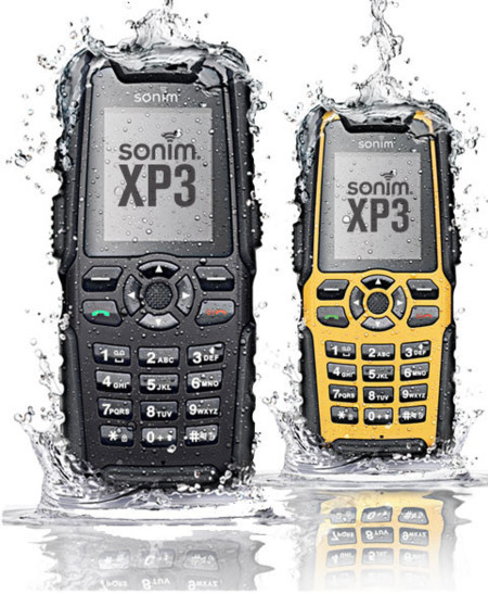 Sonim XP3 Enduro, más resistente todavía