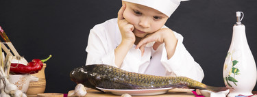 El pescado en la alimentación infantil: pescados prohibidos para bebés y niños