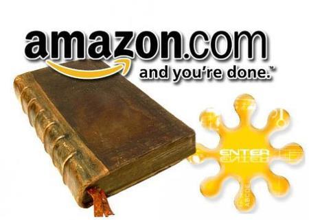Amazon llega al mercado editorial español con 8500 títulos