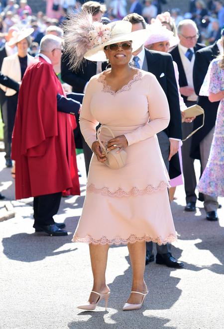Oprah Winfrey Boda Principe Harry Y Meghan Markle