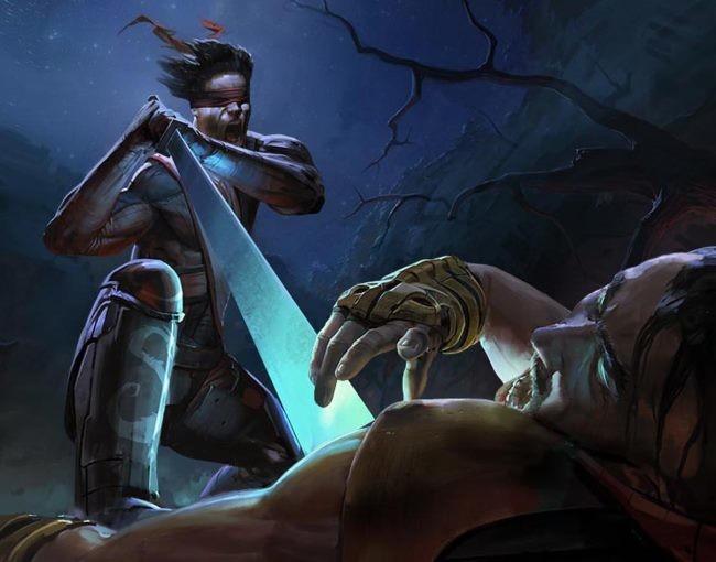 Hasta Kenshi Lo Veia Venir Mortal Kombat X Se Cancela En Ps3 Y