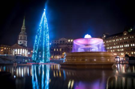 Imprescindibles en Navidad: el árbol de Trafalgar Square y Covent Garden Piazza en Londres