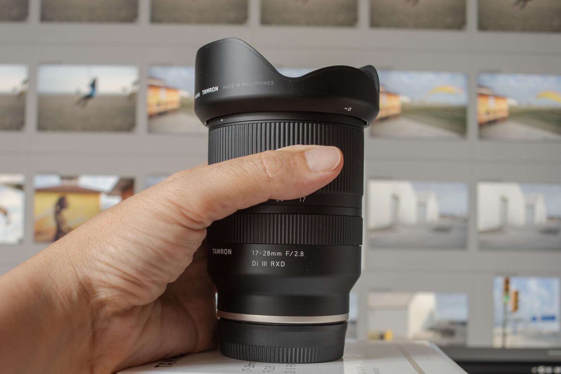 Fotografías del Tamron 17-28mm F/2.8 Di III RXD