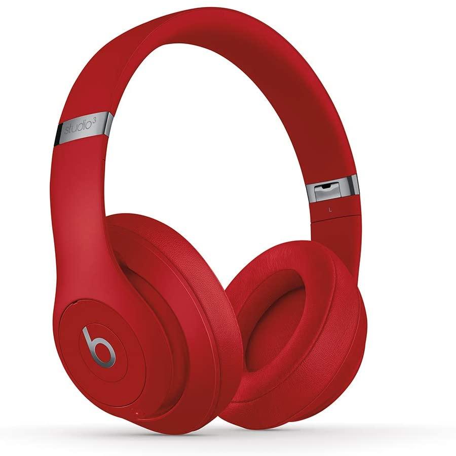 Audífonos Inalámbricos Beats Studio3 Wireless- Rojo