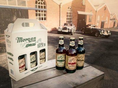 Morgan Motor Company ahora también hace... ¡cerveza!