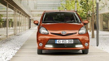 El Toyota Aygo renueva su imagen