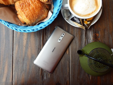 El próximo teléfono de Nokia podría tener cinco cámaras en la parte trasera