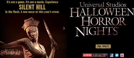 'Silent Hill' cobrará vida gracias a Universal Studios y sus Halloween Horror Nights
