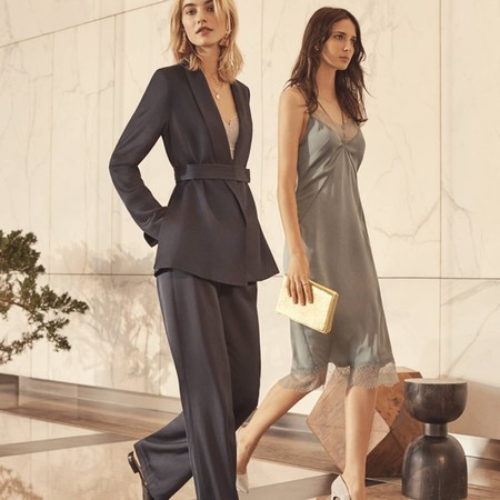 La elegancia no tiene porqué ser exclusiva y H&M así nos lo enseña con su colección de fiesta