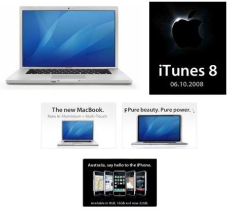 Rumores: ¿qué presentará Apple en el WWDC'08?
