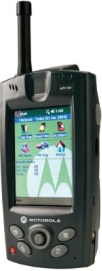 Nuevas Tetra PDA de Motorola