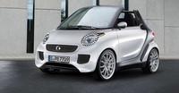 Daimler confirma versiones eléctricas para los futuros Smart