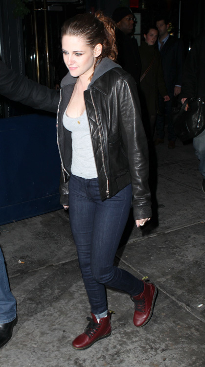 Kristen Stewart calle