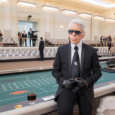 Chanel y Fendi rendirán un último homenaje a Karl Lagerfeld en el Grand Palais de París, escenario por excelencia de sus desfiles