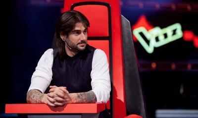 Melendi deja 'La Voz' para centrarse en su carrera musical