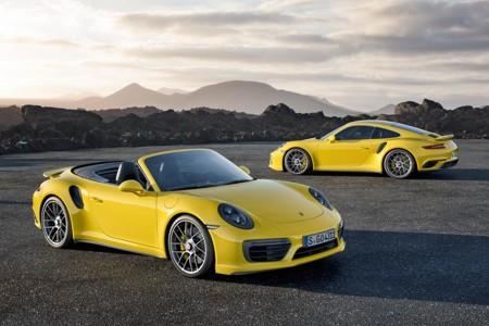 El Porsche 911 Turbo 2016 corre más, gasta menos y es más caro y exclusivo si cabe