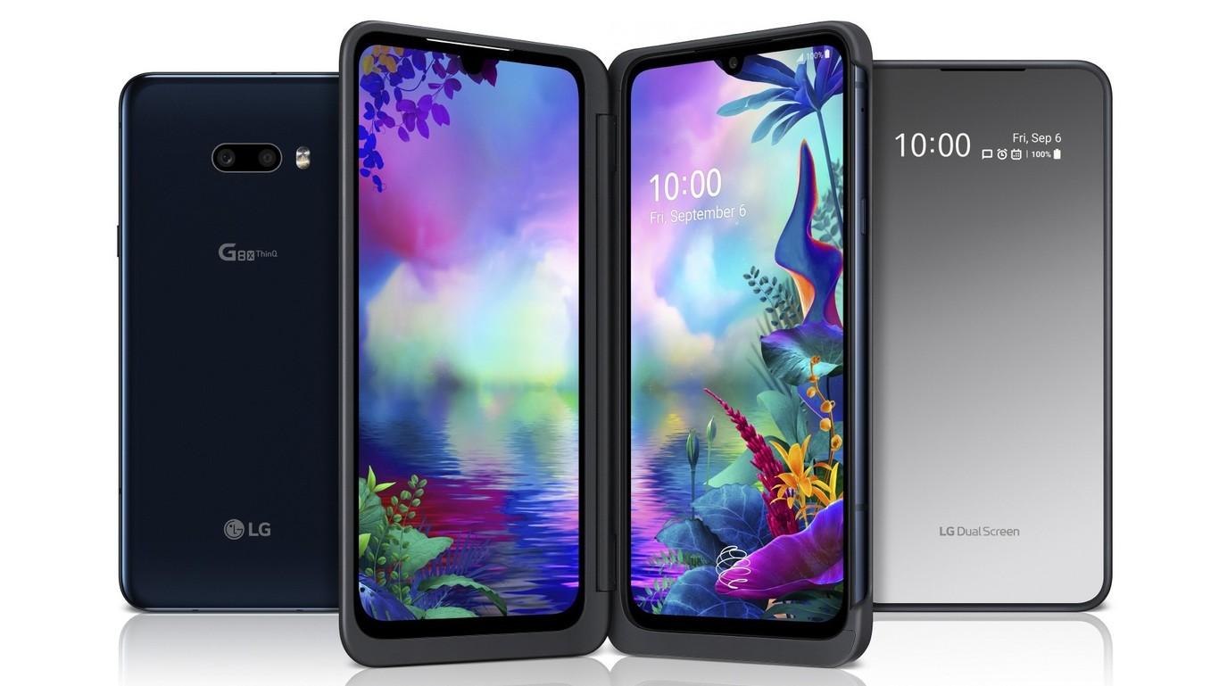 LG G8X ThinQ: este smartphone no tiene una, ni dos sino tres ...