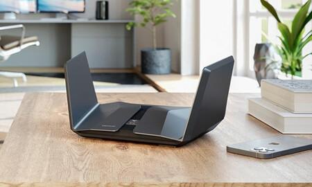 Nuevo Netgear Nighthawk RAXE500 con WiFi 6e y hasta 10,8Gbps de ancho de banda máximo