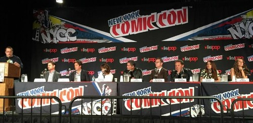 NYCC 2015: 'Person of interest', 'Sleepy Hollow', 'Gotham' y 'Supergirl' cierran el evento