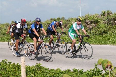Londres 2012: Enviar demasiados tuits impide a los ciclistas enviar datos GPS