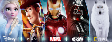 Disney+ será el servicio exclusivo de todo el contenido de Disney, Marvel, Pixar y Star Wars en México cuando llegue en noviembre