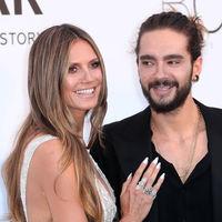 Heidi Klum hace su aparición estelar en Cannes del brazo de su nuevo novio