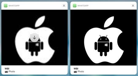 WhatsApp nos permitirá ver contenido multimedia desde las propias notificaciones de iOS