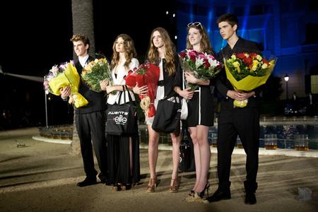 Ganadoras Elite Spain 2012