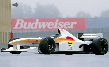 Dome F105: la historia del Fórmula 1 japonés que nunca llegó a competir