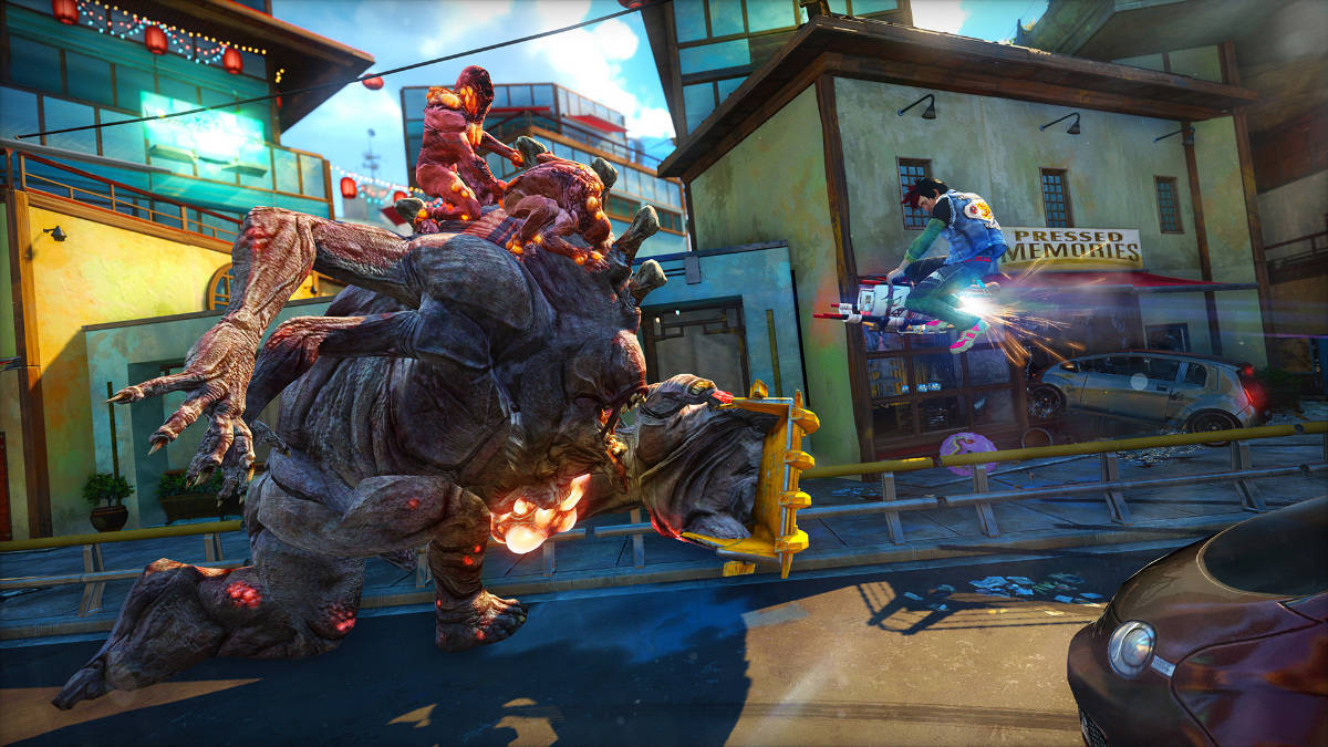 Foto de Sunset Overdrive (8/28)