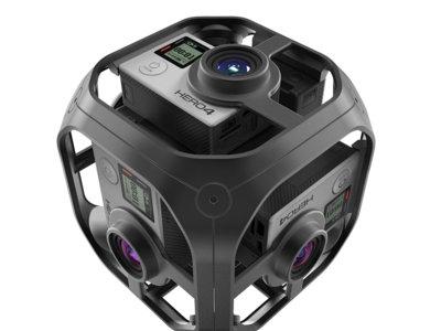 GoPro Omni, así serán los vídeos de esta nueva cámara de realidad virtual