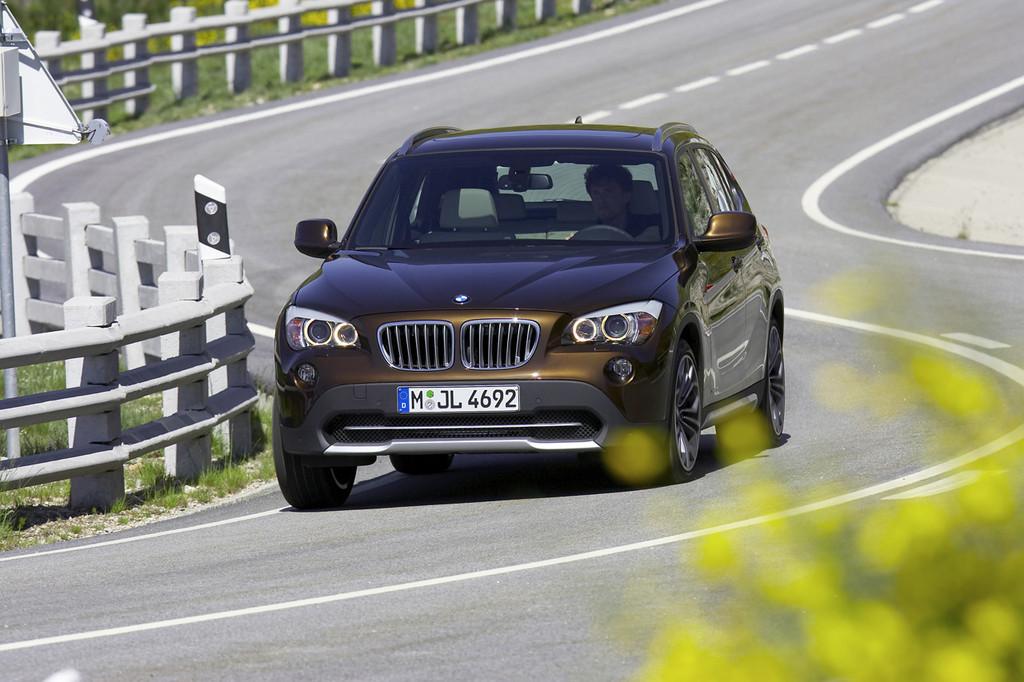 Foto de BMW X1 (80/120)