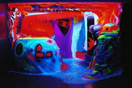 El primer Museo de Arte Fluorescente