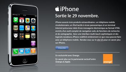 iPhone, ronda de novedades