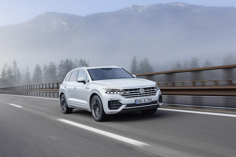 Foto de Volkswagen Touareg 2018, toma de contacto (40/83)