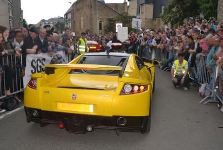 Superdeportivo GTA Spano en Le Mans