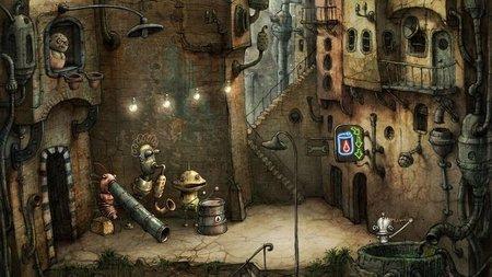 'Machinarium' para Wii estará listo en unos meses