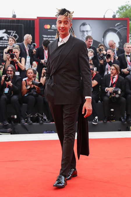 Ghali Opening Ceremony Red Carpet Arrivals The 76th Venice Film Festival 03