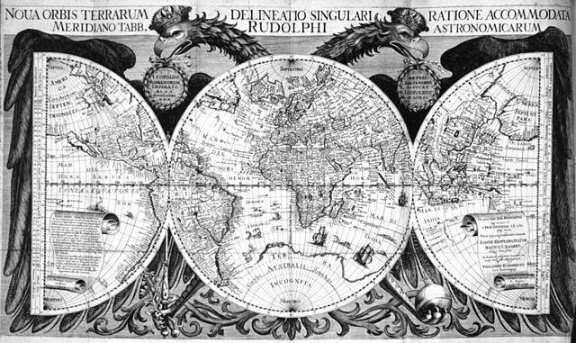 mapa de kepler