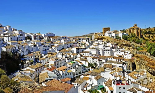19 pueblos blancos de la Sierra de Cádiz (II)