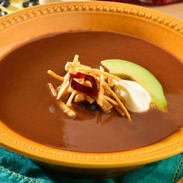 Sopa tarasca. Receta tradicional michoacana en menos de media hora