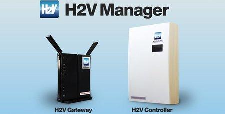 H2V Manager de Toyota