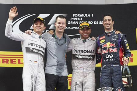 Mucho Mercedes AMG y poco Ferrari en el Gran Premio de España