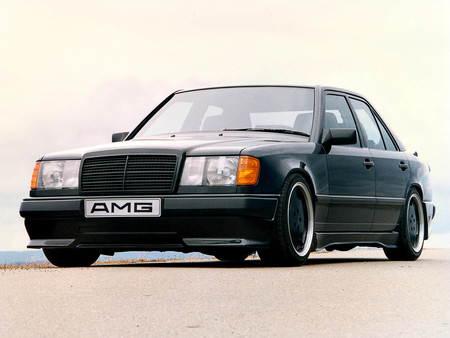Amg 300 E 6.0 Hammer