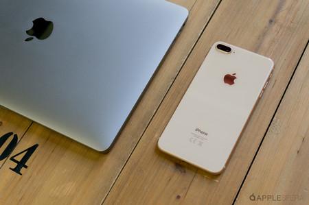 iPhone 8 Plus de 256 GB en color Oro por 599,99 euros en eBay, con envío desde España