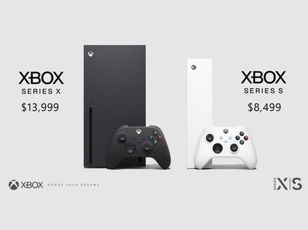 """Xbox prepara un """"evento histórico"""" para el 9 de noviembre en México, antes del lanzamiento de los Xbox Series X y Series S"""