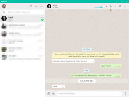 Whatsapp Video Calls Desktop