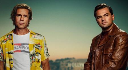 Primeros pósters de 'Once Upon a Time in Hollywood': Brad Pitt, Leonardo DiCaprio y Margot Robbie lucen palmito en lo nuevo de Tarantino