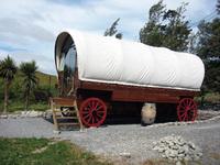 Wagon Stays: alojarse en una caravana