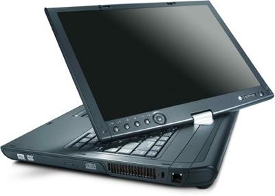 Gateway E-295C, un TabletPC con opciones interesantes
